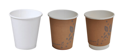 ECO - PLA Coffee Cups